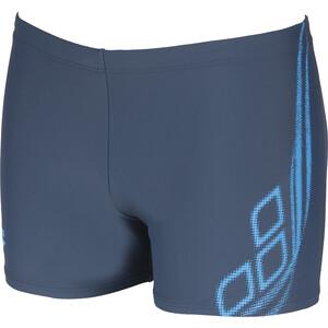 arena Spirit Shorts Herren shark/turquoise shark/turquoise