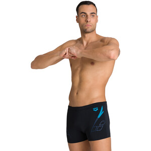 arena Shiner Shorts Herren black black