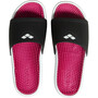 arena Marco Slipper black/pink/white