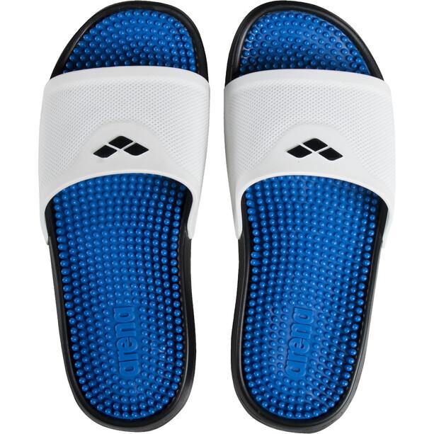 arena Marco Slipper blau/schwarz