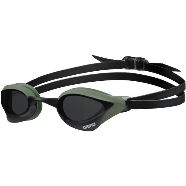 arena Cobra Core Swipe Brille smoke/army/black