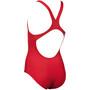 arena Solid Swim Pro Maillot de bain une pièce Fille, red/white