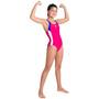 arena Ren One Piece Badeanzug Mädchen pink