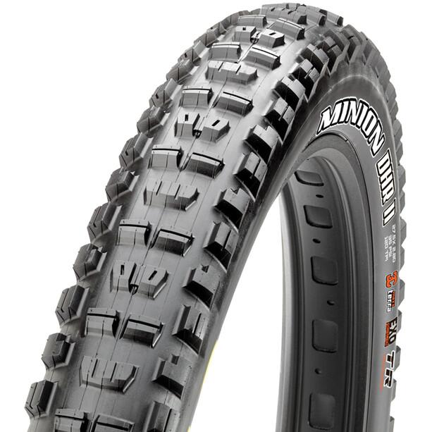 """Maxxis Minion DHR II+ Folding Tyre 26x2.80"""" TLR EXO 3C MaxxTerra black"""