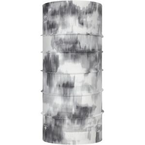Buff ThermoNet Neck Tube, harmaa/valkoinen harmaa/valkoinen