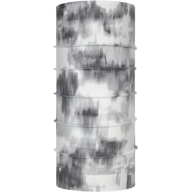 Buff ThermoNet Tour de cou, gris/blanc
