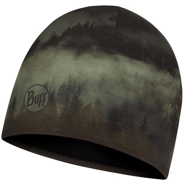 Buff Microfiber & Polar Mütze hollow khaki