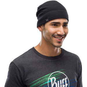 Buff Polar Mütze solid black solid black