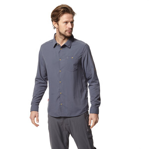 Craghoppers Nuoro Longsleeved Shirt Men, ombre blue ombre blue