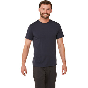 Craghoppers First Layer Shortsleeved Shirt Men, steel blue steel blue