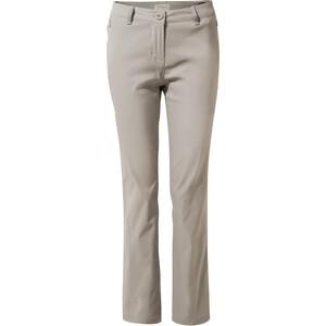 "Craghoppers Kiwi Pro Pantalon 31"" Femme, beige beige"