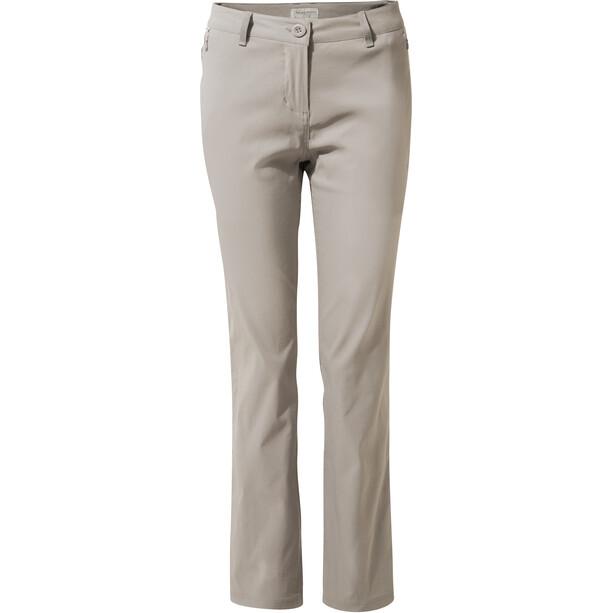 "Craghoppers Kiwi Pro Pantalon 31"" Femme, beige"