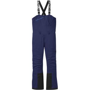 Outdoor Research Carbide Bib-kuorihousut Miehet, sininen sininen