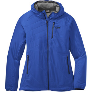 Outdoor Research Refuge Air Hooded Jacket Women twilight twilight