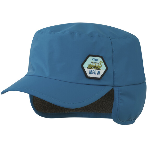 Outdoor Research Wrigley Cap Kinder meow/celestial blue