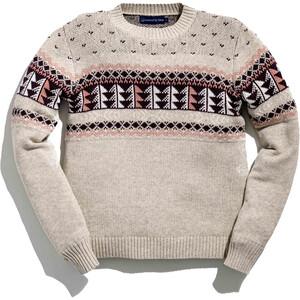 United By Blue Merino Blend Ski Sweater Damen sand dollar sand dollar