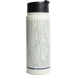 United By Blue Woodgrain Reiseflasche 532ml weiß weiß