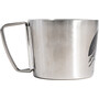 United By Blue Lunar Mountain Compass Cup 295ml stainless steel