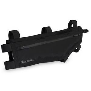 Acepac Zip Rahmentasche M black black
