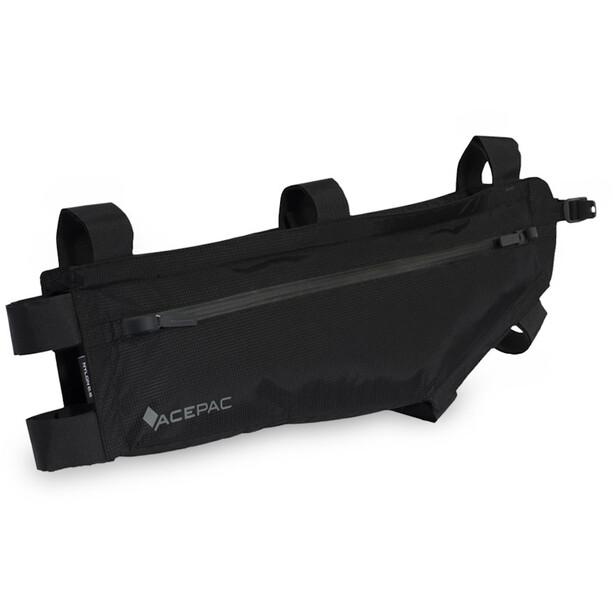 Acepac Zip Rahmentasche M black
