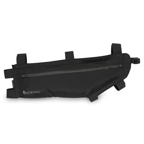 Acepac Zip Rahmentasche L black