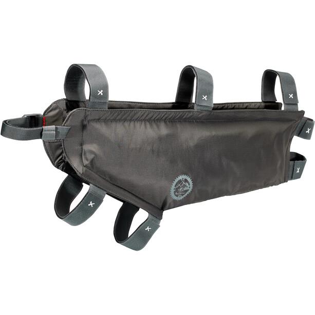 Acepac Zip Sacoche pour cadre de vélo L, gris