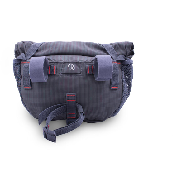 Acepac Bar Lenkertasche grey