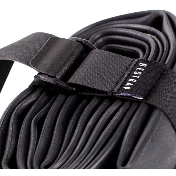 Restrap Fast Straps 65cm 2 Stück black