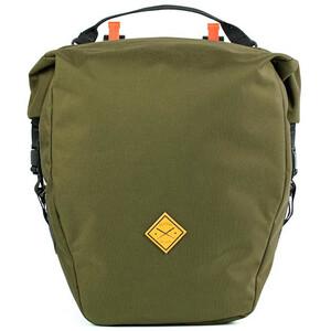 Restrap Gepäckträgertasche L oliv oliv