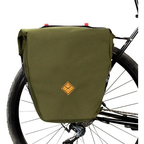 Restrap Sacoche vélo L, olive