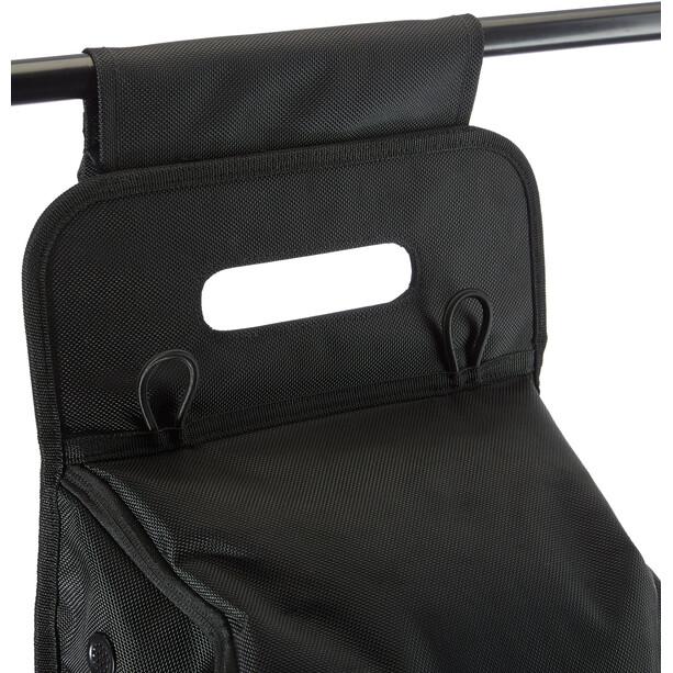 CAMPZ Storage Organizer Universal, musta