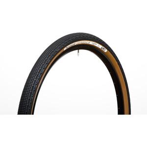 "Panaracer GravelKing SK フォールディングタイヤ 27.5x1.90"" チューブレス・コンバーチブル ブラック/ブラウン"