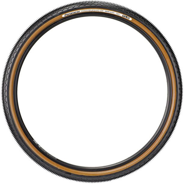Panaracer GravelKing SK Faltreifen 700x50C TLC black/brown