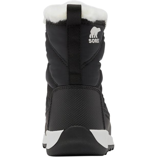 Sorel Whitney II Short Lace Boots Youth black