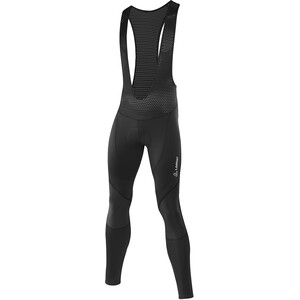 Löffler Evo WS Elastic Bike Bib Tights Men black black