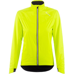 Löffler Pace Primaloft Next Fahrrad Jacke Damen gelb gelb