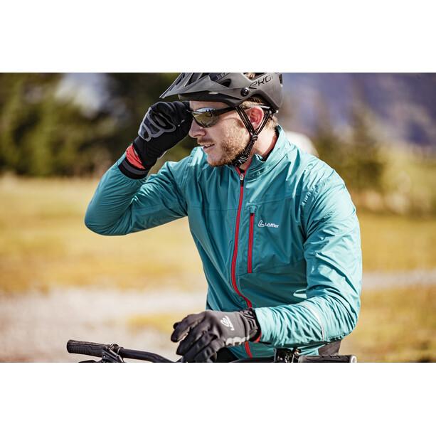 Löffler Pace Primaloft Next Fahrrad Jacke Herren lagoon