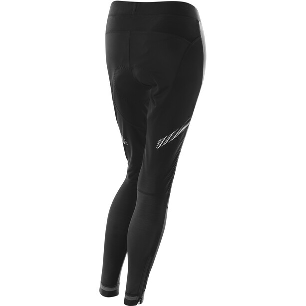 Löffler Pace WS Gel Fahrrad Tights Damen black
