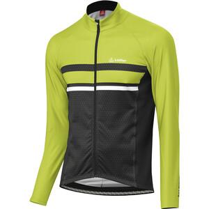 Löffler Hotbond RF Langarm Fahrradtrikot Herren light green light green