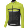 Löffler Hotbond RF Langarm Fahrradtrikot Herren light green