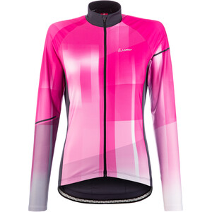 Löffler Speed Bike LS Jersey Women magenta magenta