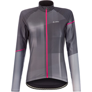 Löffler Speed Bike LS Jersey Women graphite graphite