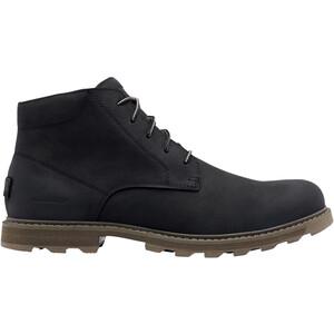 Sorel Madson II Chukka WP Chaussures Homme, noir noir