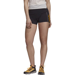 adidas TERREX Agravic Shorts Damen black/active gold black/active gold