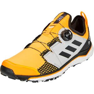 adidas TERREX Agravic Boa Running Shoes Men, sogold/core black/footwear white sogold/core black/footwear white