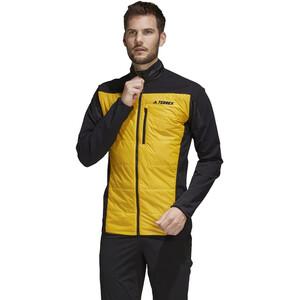 adidas TERREX Skyclimb Jacke Herren leggld/black leggld/black