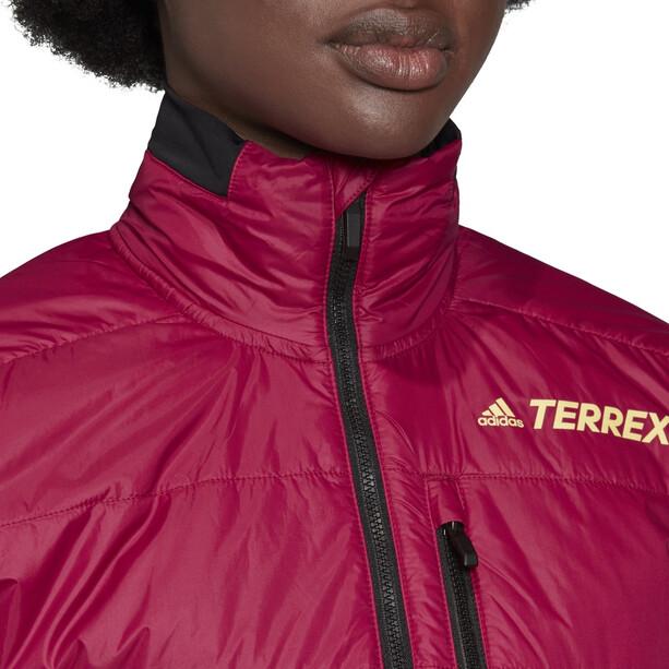 adidas TERREX Skyclimb Jacke Damen power berry