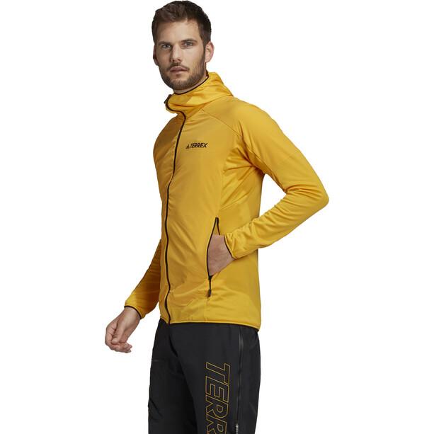 adidas TERREX Skyclimb Fl Jacke Herren active gold