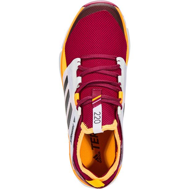 adidas TERREX Speed LD Laufschuhe Damen power berry/core black/gold