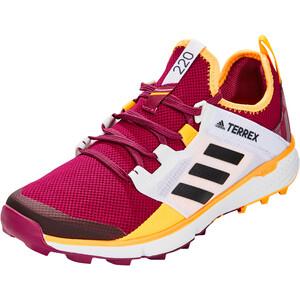 adidas TERREX Speed LD Laufschuhe Damen power berry/core black/gold power berry/core black/gold